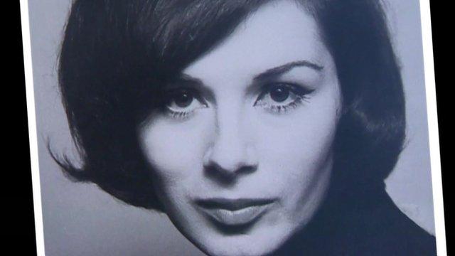 April Ashley, transgender icon: Liverpool exhibition opens