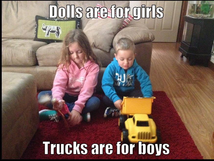 5 Recent Big Wins For Gender-Neutral Toys