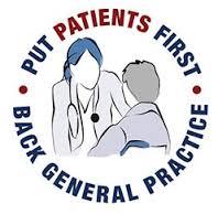 Focus Back RCGP Campaign – Put Patients First, Back General Practice