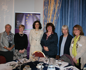 Focus:  join NI Women's Euro Platform to end violence against women