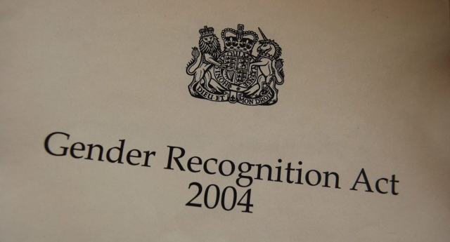 The Gender Recognition Act is Letting us Down