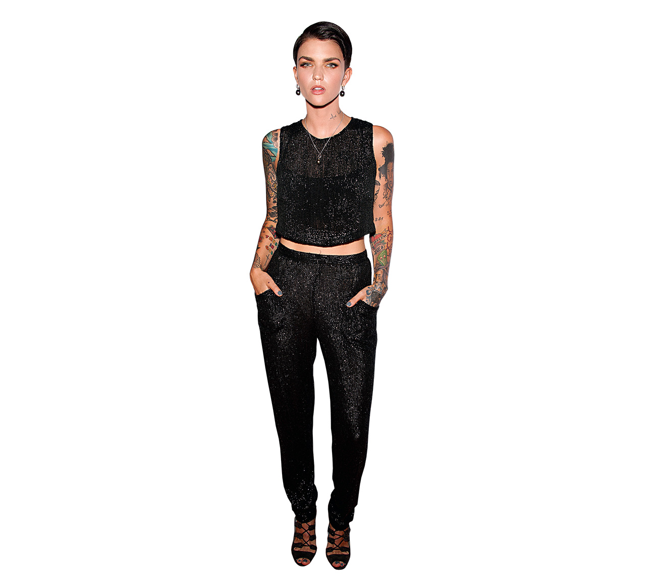 Who is Ruby Rose?