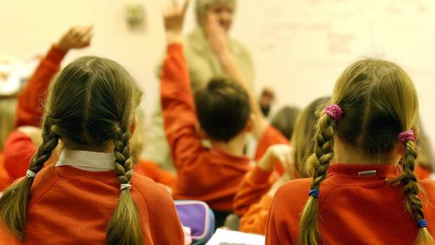 Don't call them girls: Belfast school told not to use gender to describe pupils