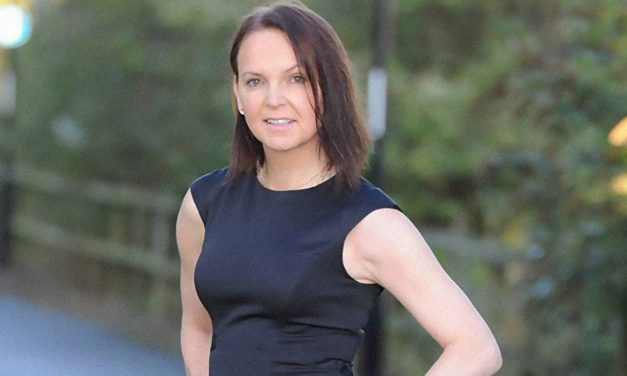 First transgender TV news reporter in the UK says 'I'm delighted to be back as a woman'