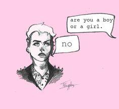 non binary-tomboy-girl-gender-studies