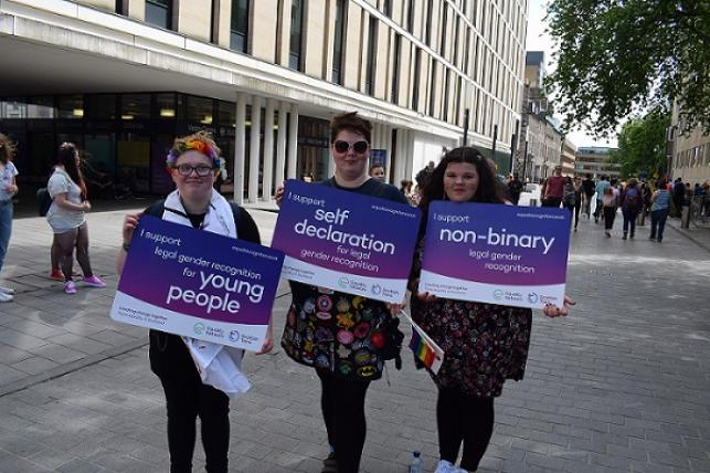 What you need to know: Scotland's women's sector speaks out on gender recognition for trans people