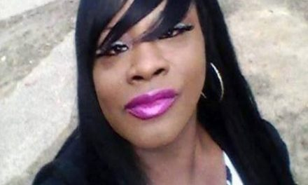A transgender woman has been shot dead in the back of the head while driving home