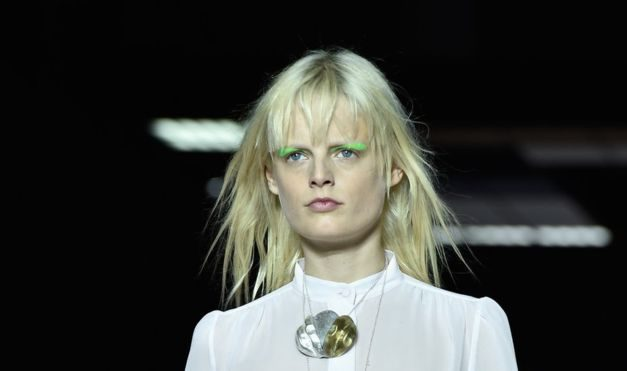 A top fashion model has revealed that she is intersex
