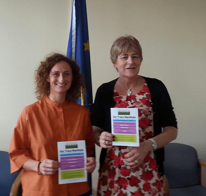 NEWS: Focus Trans Manifesto heading for Europe