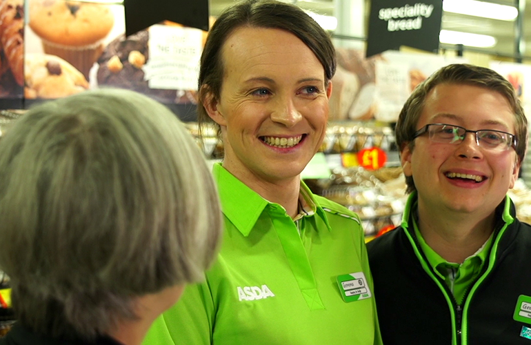 ASDA's Support for Transgender Colleagues