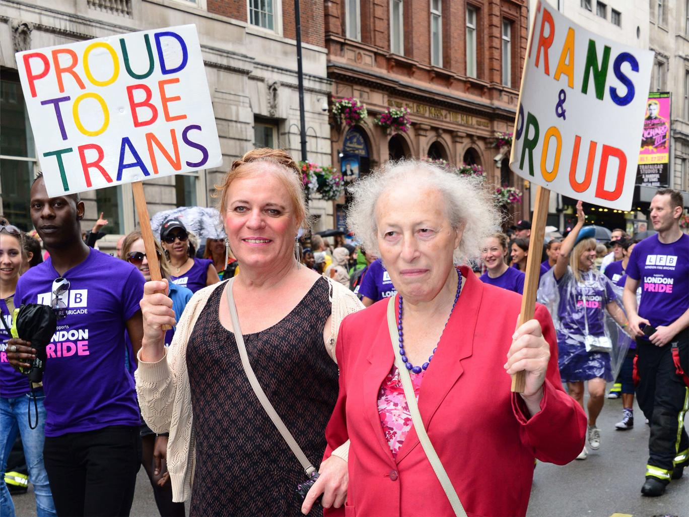 Britain urged to give transgender people full legal equality