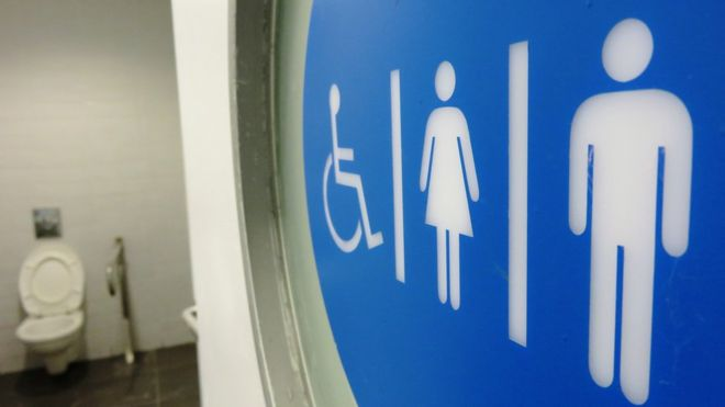 Transgender woman wins Condor Ferries toilet sign discrimination case