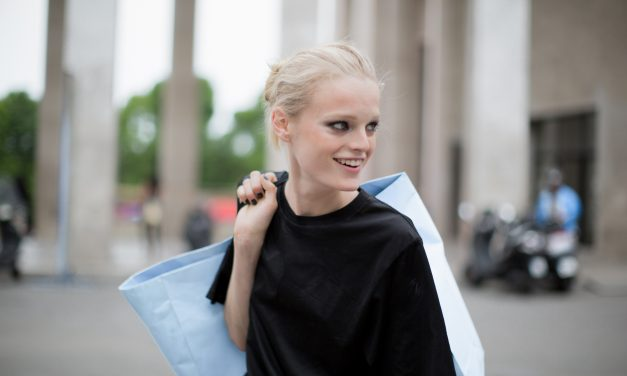 Hanne Gaby Odiele is the world's first intersex supermodel