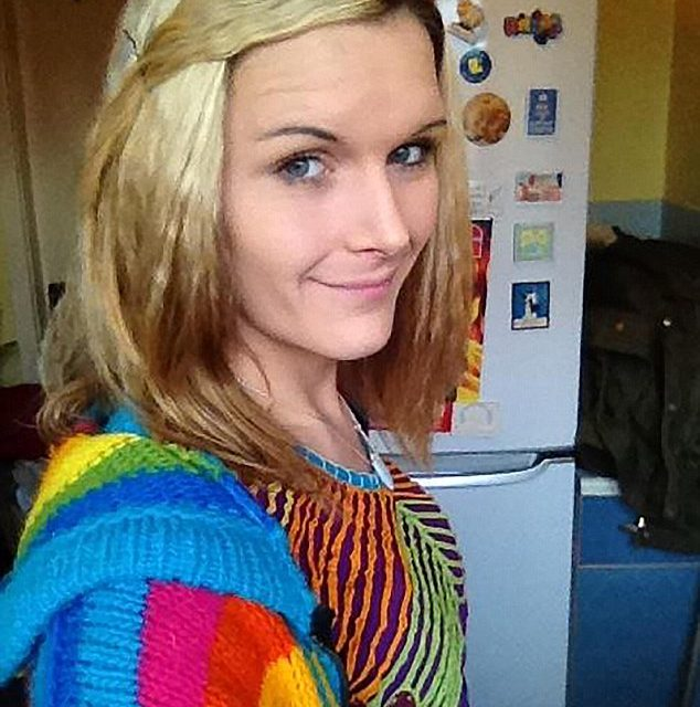 Transgender woman, 28, who knew she was born in the wrong body at age FOUR says hiding her secret made her so depressed she ended up homeless