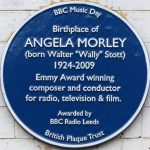 Mark's History: Kirkstall Road birthplace of film and TV composer Angela Morley