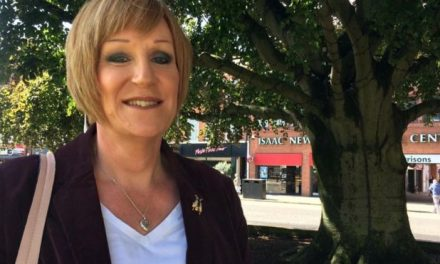 A woman hoping to become the first transgender MP in Westminster