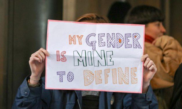 Boris Johnson scraps plan to make gender change easier