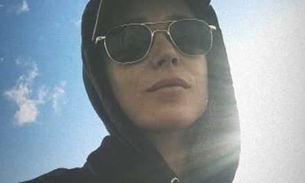 Ellen Page's wife of two years says 'I support you' as the actor comes out as transgender male named Elliot