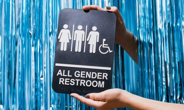 Transgender people are not dangerous, they just need to pee.