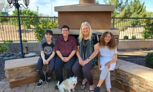 World's first fully transgender family urge others to be true to themselves