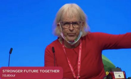 Labour councillor reveals she suffered 'transphobic abuse' at party conference